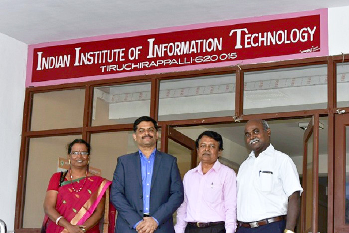 Image result for iiit trichy permanent campus